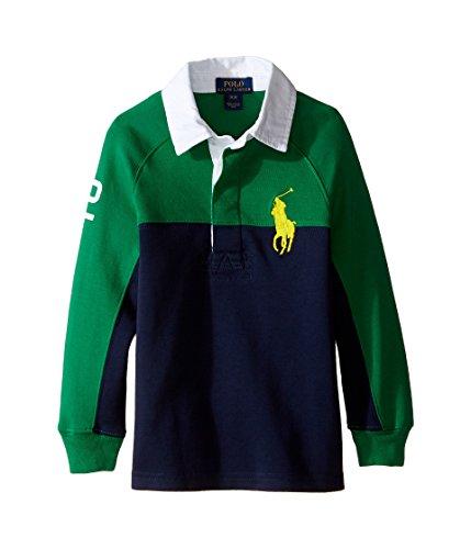 Ralph Lauren Boys Rugby Shirt - 1