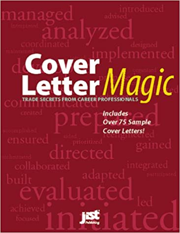 Cover Letter Magic Wendy S Enelow Louise Kursmark 9781563707322 Amazon Books
