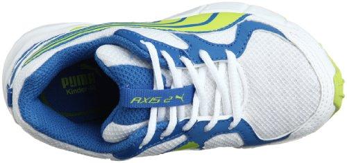 Axis bl Baskets Sport Puma Garçons Lacets Li À V2 Mesh Entraînement Chaussures wPxx5qYS