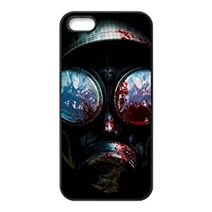 Resident Evil iPhone 5 5s Cell Phone Case Black Uuyhf