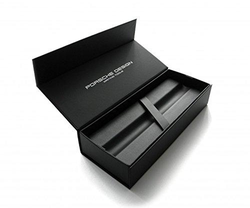 Porsche Design Tec Flex Steel Ballpoint Pen (988709)