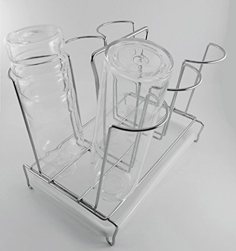 Drainer Bottles Cutting Plastic Stainless