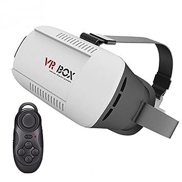Casque De Réalité Virtuelle Pour Smartphone: Amazon.fr: High-tech