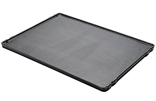 GrillPro 91212 Cast Iron Universal Griddle
