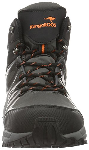 Men's Parbat Grau Orange Kangaroos Ankle Dk Grey 272 Boots Grey dAqdUgwxn
