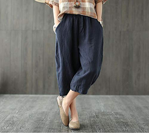 Baggy pant chic/women clothes