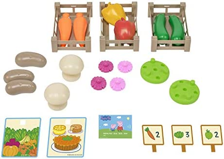 Supermercado de Peppa Pig con 30 accesorios (Smoby 174400): Amazon ...