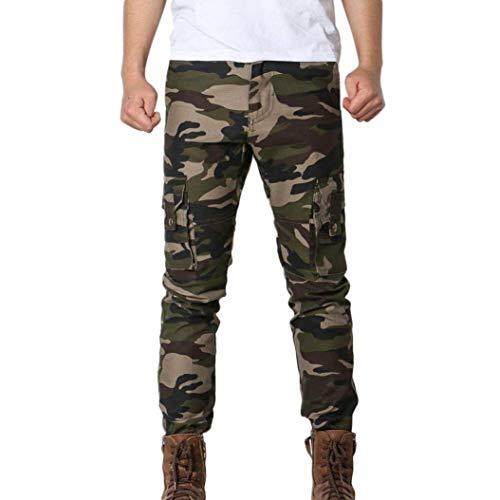 the latest 769b3 e55de 2018 Coréen Camouflage Grau Men Confortable Pants Shimmering Slim Version  Men Battercake Été dXYw6Xq