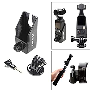 Insaneness for DJI Osmo Pocket Handheld Gimbal Expansion 1/4 inch Screw Adapter Bracket