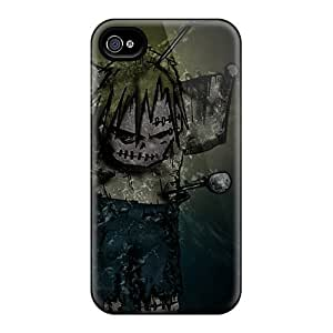 Hard Plastic Iphone 4/4s Case Back Cover,hot Korn Pinhead Case At Perfect Diy