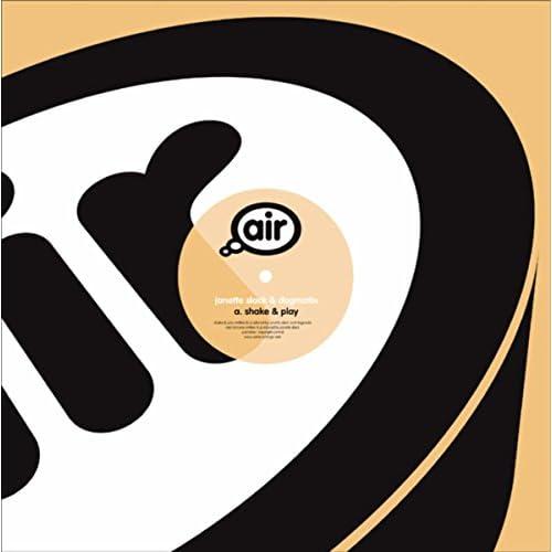 Janette Slack & Dogmatix - Shake & Play / Red Ramona