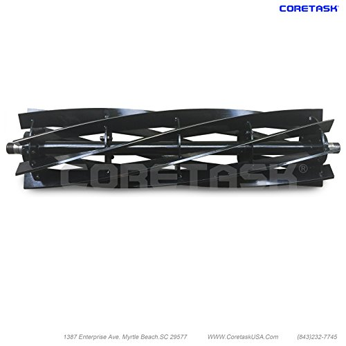 - CORETASK Reel CTCA19356 8Blade Replace:John Deere Reel Blade TCA19356