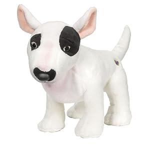 Webkinz Bull Terrier Soft Toy: Amazon.co.uk: Toys & Games