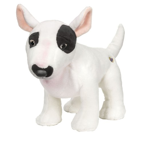 Webkinz Plush Stuffed Animal Bull Terrier (Bull Terrier Plush)