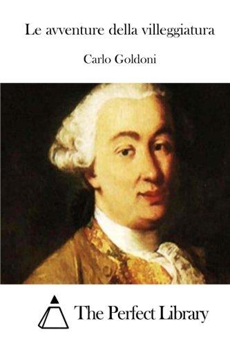 Download Le avventure della villeggiatura (Perfect Library) (Italian Edition) PDF