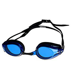 arena Tracks Swimming Goggles for Men and Women