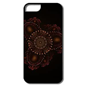 Autumns Flower Plastic Great Cover For IPhone 5/5s by icecream design