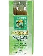 C+E Original Wax Refills, Medium (Leg)
