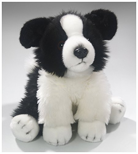- Border Collie Dog 10 inches, 25cm, Plush Toy, Soft Toy, Stuffed Animal 3343