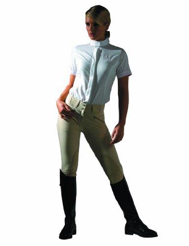 Just Togs Sofia - Camisa para mujer Blanco (White)