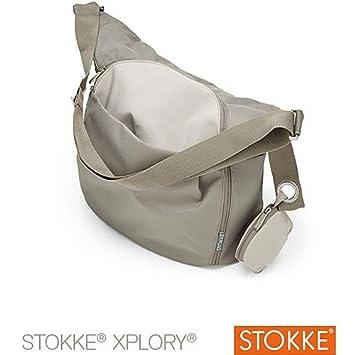 904488a876e48 Stokke Changing Bag Xplory Blue: Amazon.co.uk: Baby