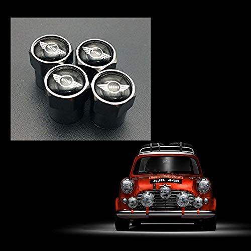 Rakem Mini Tyre Caps Dust Caps Cooper One ideal Gift