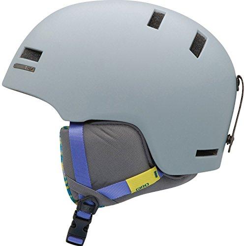 Shiv Snow (Giro Shiv 2 Ski & Snowboard Helmet - Grey Radius S)