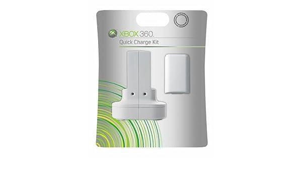 Microsoft - Cargador para Xbox 360 (batería NiMH): Artist ...