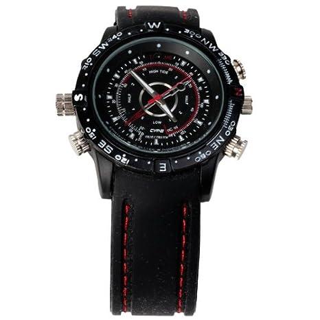 (3 - 048) * * * Reloj Sport Cámara Espía 4 GB * * *: Amazon.es: Electrónica