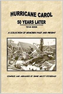 Book Hurricane Carol 50 Years Later: A Collection of Memories