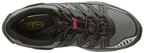 Keen Scarpe Outdoor Multisport Donna Nero Black gargoyle black gargoyle