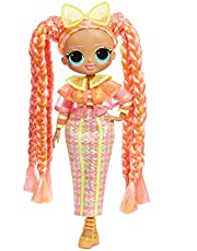 L.O.L. Surprise OMG Doll Neon Series- Doll 3