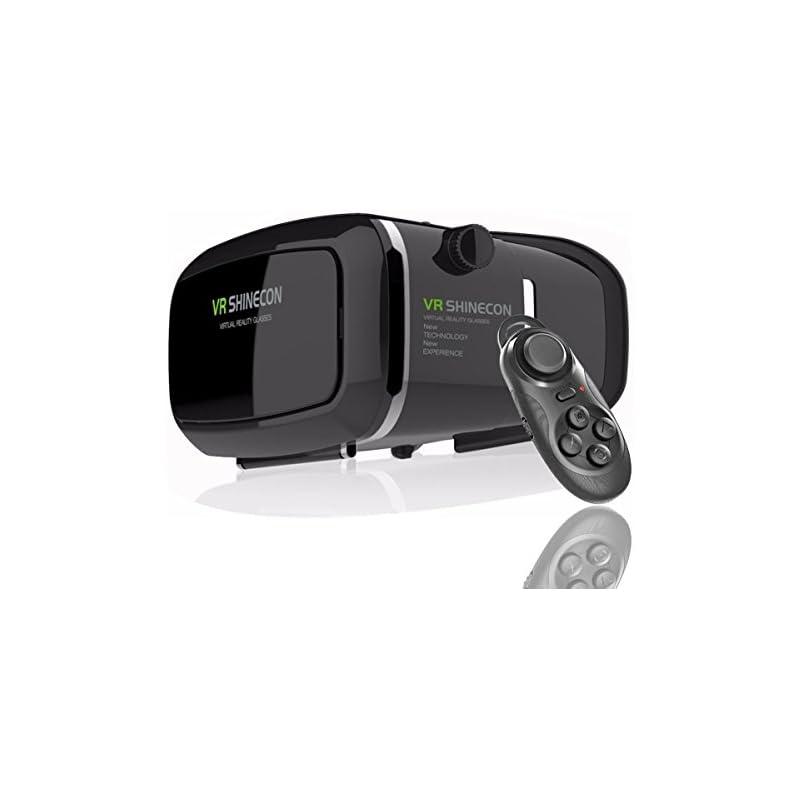 VR SHINECON 3D Virtual Reality Goggles H