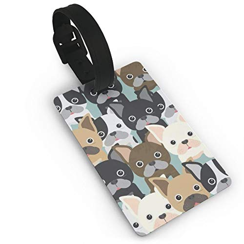 Luggage Tags Dog Life Suitcases Backpacks For Baggage Suitcases Bags ()