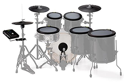 Nfuzd Audio Nspire Electronic Drum Set - 6-piece Pro Full Pack by NFUZD Audio