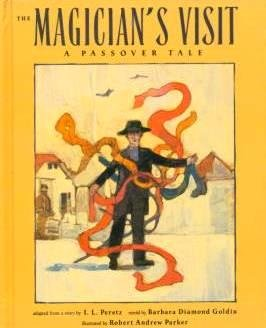 The Magician's Visit: A Passover Tale (Viking Kestrel picture books)