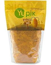 Yupik Yupik Organic Coconut Palm Sugar, Non-GMO, Vegan, Gluten-Free, 1Kg