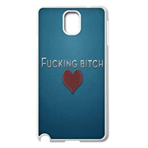 Case Of Fuck customized Bumper Plastic case For samsung galaxy note 3 N9000