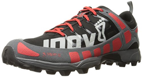 Inov-8 X-Talon™ 212-U Trail Runner, Black/Red/Grey, 8.5 M US