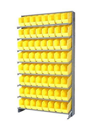 Quantum Storage Systems Single - Quantum Storage Systems Store More Single-Sided Pick Rack System - 40 QSB204 6