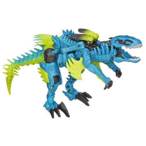 Transformers Age of Extinction Generations Deluxe Class Dinobot Slash Figure