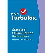 TurboTax Online for Mac Single TY14