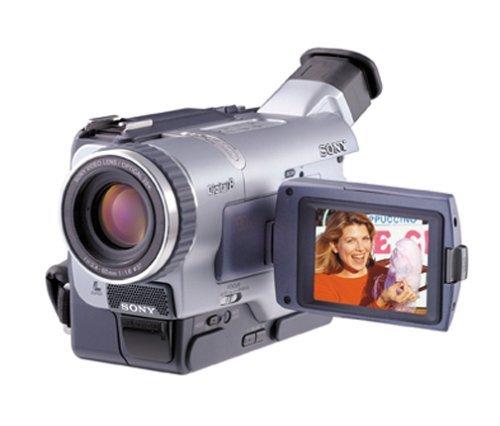 (Sony Digital8 Camcorder DCR-TRV230 Sony Handycam Digital8 Player Hi8 Camcorder (Renewed))