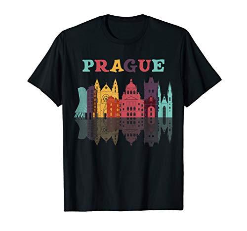 Prague Czech Republic Family Vacation Europian Trip TShirt  T-Shirt