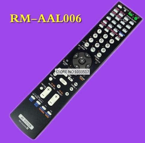 Calvas RM-AAL006 RMAAL006 Audio//Video Receiver Remote Control for sony STRDA3200 STRDA3200ES STRDG1000
