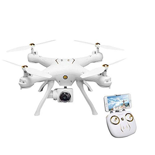 AORED 6 Axes RC Aircraft 1080P HD Camera UAV Drone GPS Automatic Follow-up Positioning Return for Drone Drop Shipping…