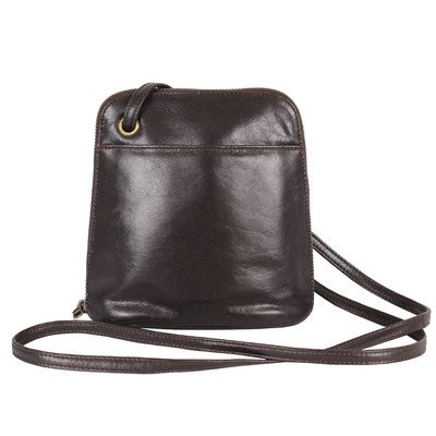 Latico Lilly Cross Body Bag,Espresso,One Size, Bags Central