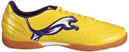Puma lo v5.11 102340 zapatos de los deportes fútbol para hombre Amarillo (Gelb (Vibrant Yellow-Parachute Purple 04))