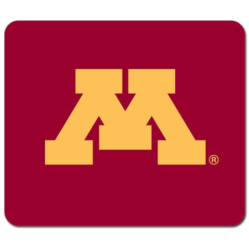 NCAA Minnesota Golden Gophers Neoprene Mouse Pad