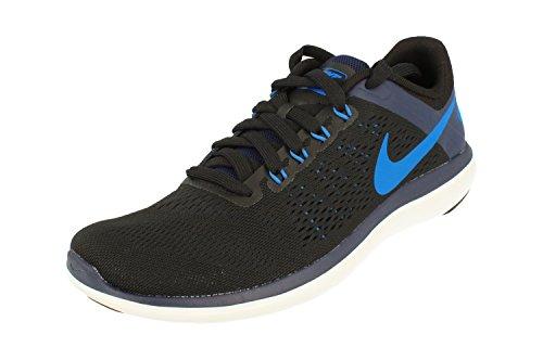 Nike - Pantalón - para mujer, color negro, talla 46